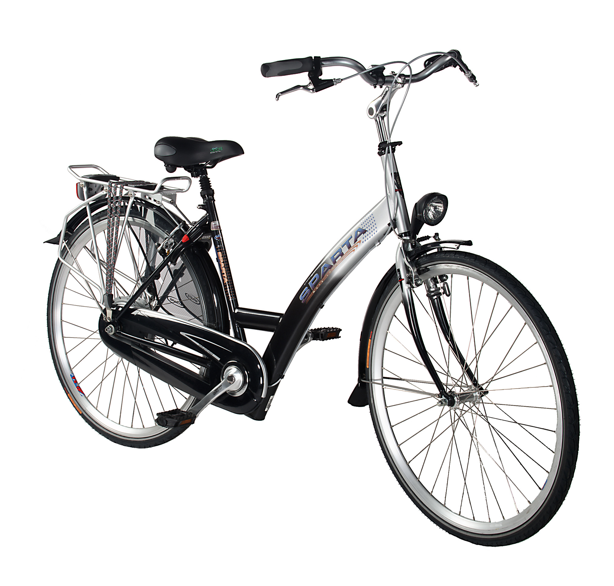 The inventors of the e-bike of Sparta: The Sparta Ion