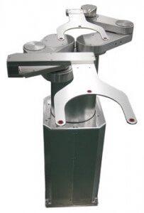 3T paste modelgebaseerd ontwerp toe bij de ontwikkeling van een remsysteem voor een handling-robot.