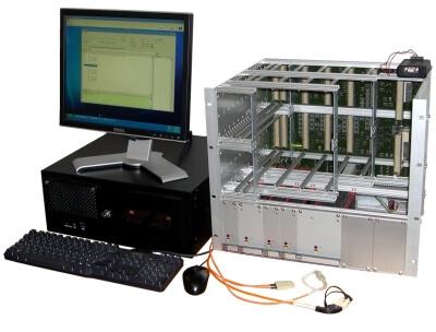 3T heeft een test systeem ontwikkelt waardoor het test tijd reductie realiseert van dagen naar minuten