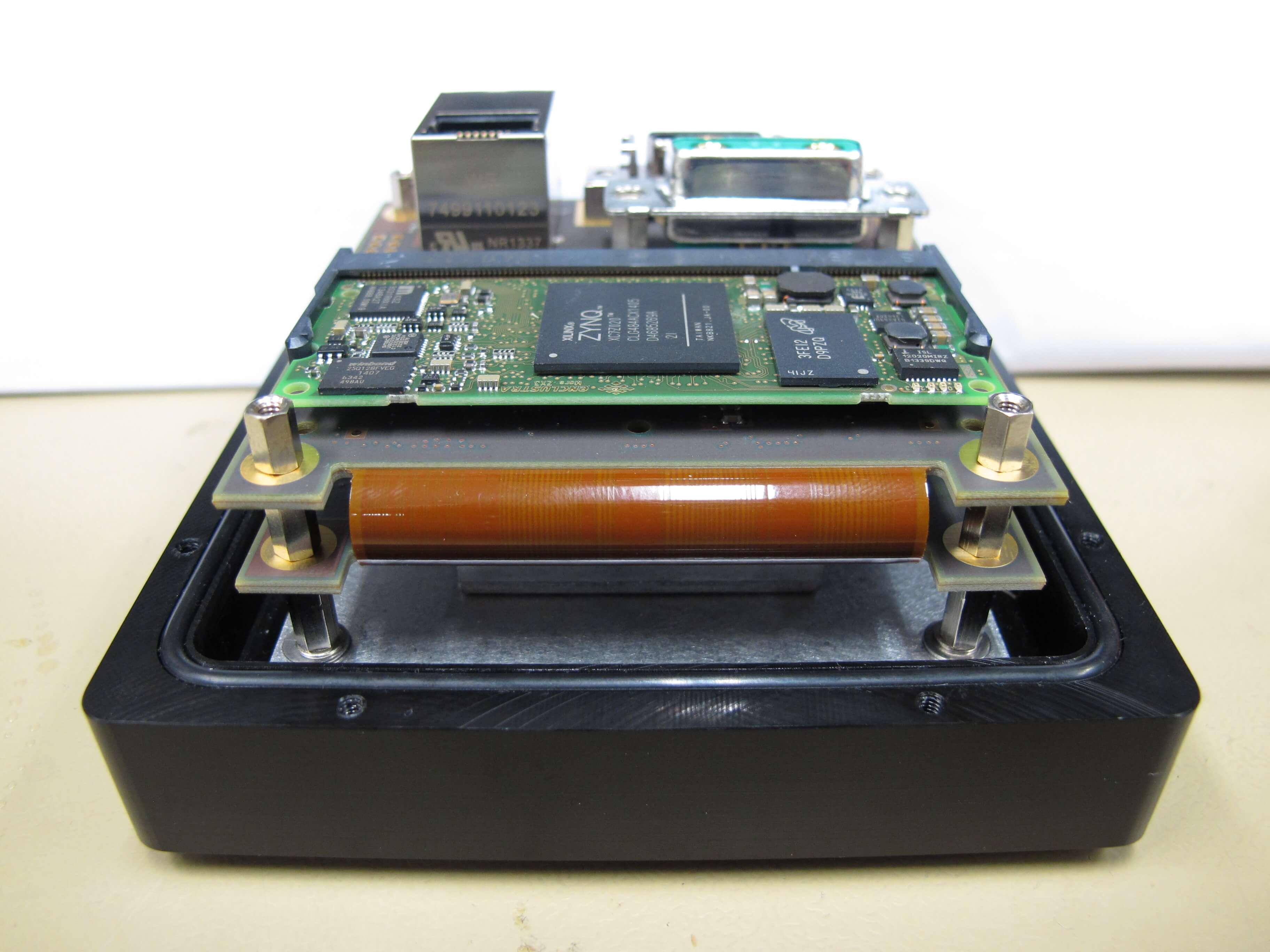 GATSO: FPGA-SOC and Model Based Design