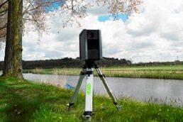 Gatso T-series met RT4 radar