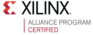 Xilinx Alliance Program Certified logo