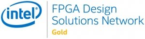 Intel FPGA Gold partner