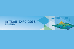 3T present at MATLAB EXPO 2016 BENELUX