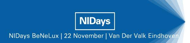 NI Days Benelux 2016