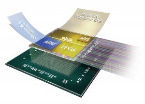 FPGA/CPU hybride chip